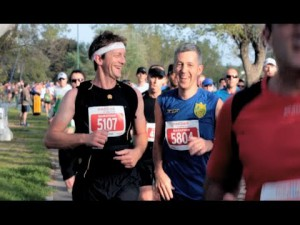 "ASICS film ""We are Marathoners"" hyllar maratonlöpare"